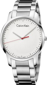 Calvin Klein CITY PO K2G2G1Z6 Herrenarmbanduhr Swiss Made