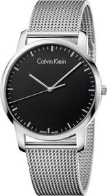 Calvin Klein CITY K2G2G121 Herrenarmbanduhr Swiss Made