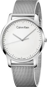 Calvin Klein CITY K2G2G126 Herrenarmbanduhr Swiss Made