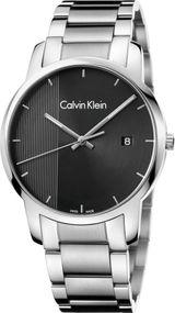 Calvin Klein City K2G2G14Y Legere Herrenuhr Besonders Flach