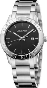 Calvin Klein steady K7Q21141 Herrenarmbanduhr Swiss Made