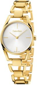 Calvin Klein dainty K7L23546 Damenarmbanduhr Design Highlight