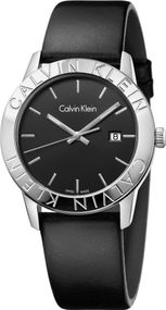Calvin Klein steady K7Q211C1 Herrenarmbanduhr Swiss Made