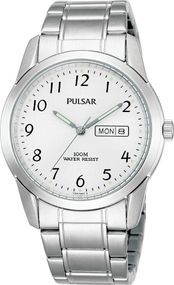 Pulsar Classic PJ6025X1 Herrenarmbanduhr Klassisch schlicht