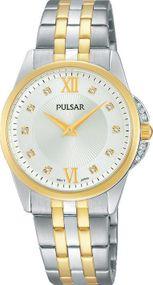 Pulsar Classic PM2165X1 Damenarmbanduhr Klassisch schlicht