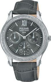 Pulsar Quarz PP6237X1 Damenarmbanduhr Klassisch schlicht