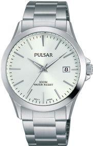 Pulsar Classic PS9449X1 Herrenarmbanduhr Klassisch schlicht
