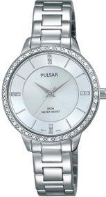 Pulsar Classic PH8213X1 Damenarmbanduhr Mit Swarovski Kristallen