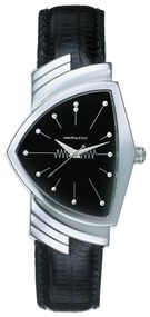 Hamilton American Classic Shaped H24411732 Damenarmbanduhr Design Highlight