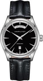 Hamilton Jazzmaster Day Date H42565731 Herren Automatikuhr Klassisch schlicht