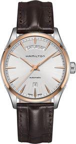 Hamilton Jazzmaster Day Date H42525551 Herren Automatikuhr Klassisch schlicht