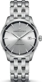 Hamilton Jazzmaster Gent Quartz H32451151 Herrenarmbanduhr flach & leicht