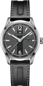 Hamilton BROADWAY DAY DATE QUARTZ H43311735 Elegante Herrenuhr Zeitloses Design