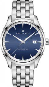 Hamilton Jazzmaster Gent H32451141 Herrenarmbanduhr Swiss Made