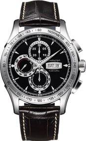 Hamilton Jazzmaster Lord Hamilton H32816531 Herrenchronograph 60h Gangreserve