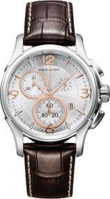 Hamilton Jazzmaster Chrono Quartz H32612555 Herrenchronograph flach & leicht