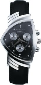 Hamilton American Classic Shaped H24412732 Herrenarmbanduhr Design Highlight