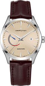 Hamilton Jazzmaster Power Reserve H32635521 Herren Automatikuhr 80h Gangreserve