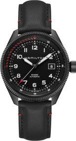 Hamilton Khaki Takeoff Air Zermatt H76695733 Herren Automatikchronograph 80h Gangreserve