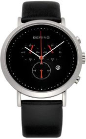 Bering Classic Collection BG10540-402 Elegante Herrenuhr flach & leicht