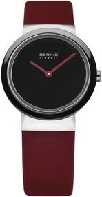 Bering Ceramic Collection BG10729-642 Elegante Damenuhr flach & leicht