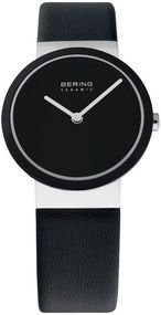 Bering Ceramic Collection BG10729-442 Elegante Damenuhr flach & leicht