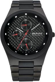 Bering Ceramic Collection BG32339-782 Elegante Herrenuhr flach & leicht