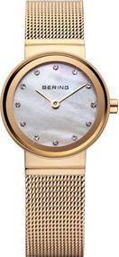 Bering Stones Collection 10122-334 Damenarmbanduhr Sehr Elegant