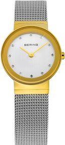 Bering Stones Collection 10122-001 Damenarmbanduhr Sehr Elegant