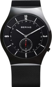 Bering Classic Collection 11940-222 Herrenarmbanduhr flach & leicht