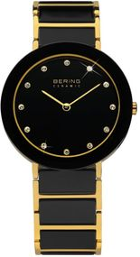 Bering Ceramic Collection 11435-741 Uhr Mit Keramikelementen