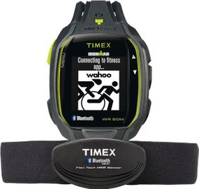 Timex Ironman Run x50+ HRM TW5K88000 Digitaluhr für Herren Bluetooth®-Technologie