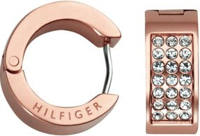 Tommy Hilfiger Jewelry CLASSIC SIGNATURE 2700573 Ohrstecker Mit Swarovski Kristallen