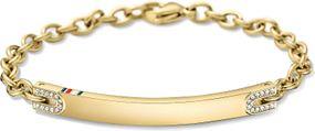 Tommy Hilfiger Jewelry CLASSIC SIGNATURE 2700914 Armband Mit Zirkonen