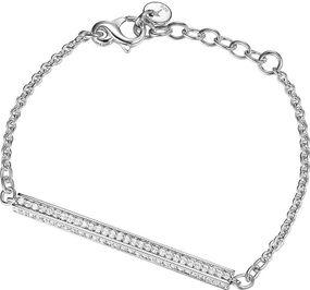 Joop! Jewelry Kim JPBR90353A195 Damenarmband Mit Zirkonen