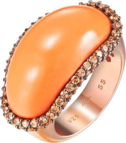 Joop! Jewelry Coral JPRG90706C Damenring Epoxy Einlage
