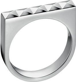 Calvin Klein Jewelry Edge KJ3CMR0001 Damenring Design Highlight