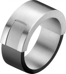 Calvin Klein Jewelry magnet KJ4DBR2101 Herrenring Massiv gearbeitet