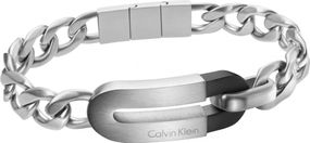 Calvin Klein Jewelry magnet KJ4DBB210100 Herrenarmband Design Highlight