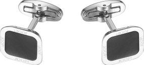 Calvin Klein Jewelry SIGN E CF10319SS JPCF10319A000 Manschettenknöpfe Klassisch schlicht
