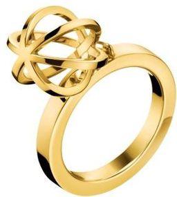 Calvin Klein Jewelry SHOW KJ4XJR1002 Ring für Sie Design Highlight