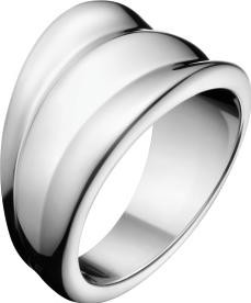 Calvin Klein Jewelry GLORIOUS KJ3YPR1001 Ring für Sie Design Highlight