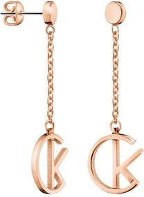 Calvin Klein Jewelry league KJ6DPE100100 Ohrringe Design Highlight
