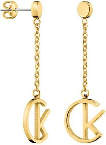 Calvin Klein Jewelry league KJ6DJE100100 Ohrringe Design Highlight