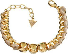 Guess Jewelry Heatwave UBB11414 Damenarmband Mit Kristallsteinen