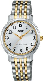 Lorus Klassik RG227LX9 Damenarmbanduhr Design Highlight