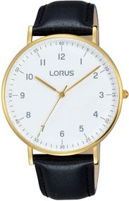 Lorus Klassik RH896BX9 Herrenarmbanduhr Design Highlight