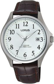 Lorus Klassik RS937CX9 Herrenarmbanduhr Design Highlight