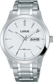 Lorus Klassik RXN25DX9 Herrenarmbanduhr Design Highlight