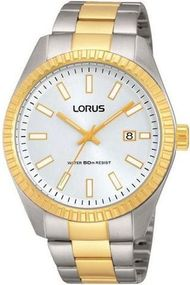 Lorus Klassik RH996DX9 Herrenarmbanduhr Design Highlight